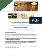 Información de Aceites Ecológicos para Maderas - Eco Line - D´Pietro Design SAC.pdf