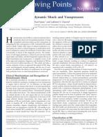Approach to Hemodynamic Shock and Vasopressors