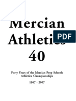 Mercian Prep Schools Athletics