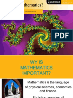 why do mathematics