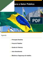 Apresentação SAP HR Publicas