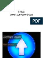 Upgrading Drupal