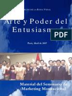 Arte y Poder  del Entusiasmo - Carlos de la Rosa Vidal.pdf