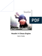 Houdini 4 Chess Engine - User's Guide