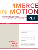 Executive Guide to Commerce in Motion