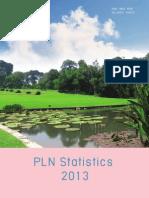 STATISTIK PLN 2013