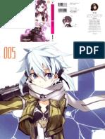 Sword Art Online 5 - Phantom Bullet