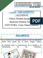 AISLAMIENTO PEDIA (1).pptx