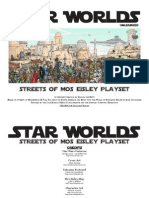 Streets of Mos Eisley