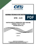 ntd  4.23 - instalao e operao das chaves areas sc a sf6 scada-mate cx.pdf