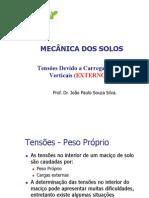 Aula - Tensoes Verticais devido carregamentos externos.pdf