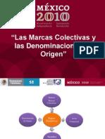 Las Marcas Colectivas y las Denominaciones de Origen MEXICO.ppt