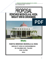Proposal Musola Al Hudha