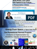 Energy From Space-2014 World Peace