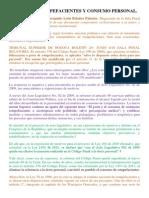 TRÁFICO DE ESTUPEFACIENTES Y CONSUMO PERSONAL.docx