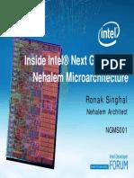 Intel Nehalem Processor