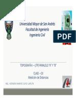 Clase 03 - Medicion de Distancias.pdf