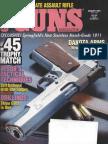 Guns Magazine August 1994 - Galil