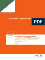 MiFID Financial Infobrochure En