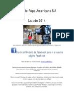 Listado de Precios Y PAGINAS WEB 2014.pdf
