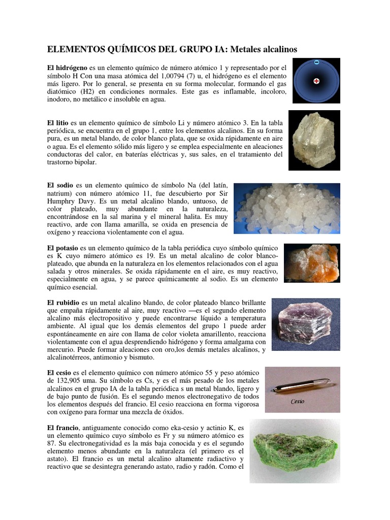 Elementos qumicos del grupo iacx urtaz Image collections