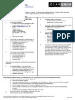 Victorian Training Guarentee Enrolment Form 2014