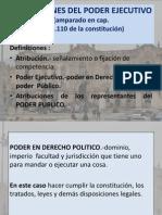 ATRIBUCIONES DEL PODER EJECUTIVO.pptx