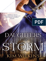Daughters of the Storm by Kim Wilkins - Chapter Sampler