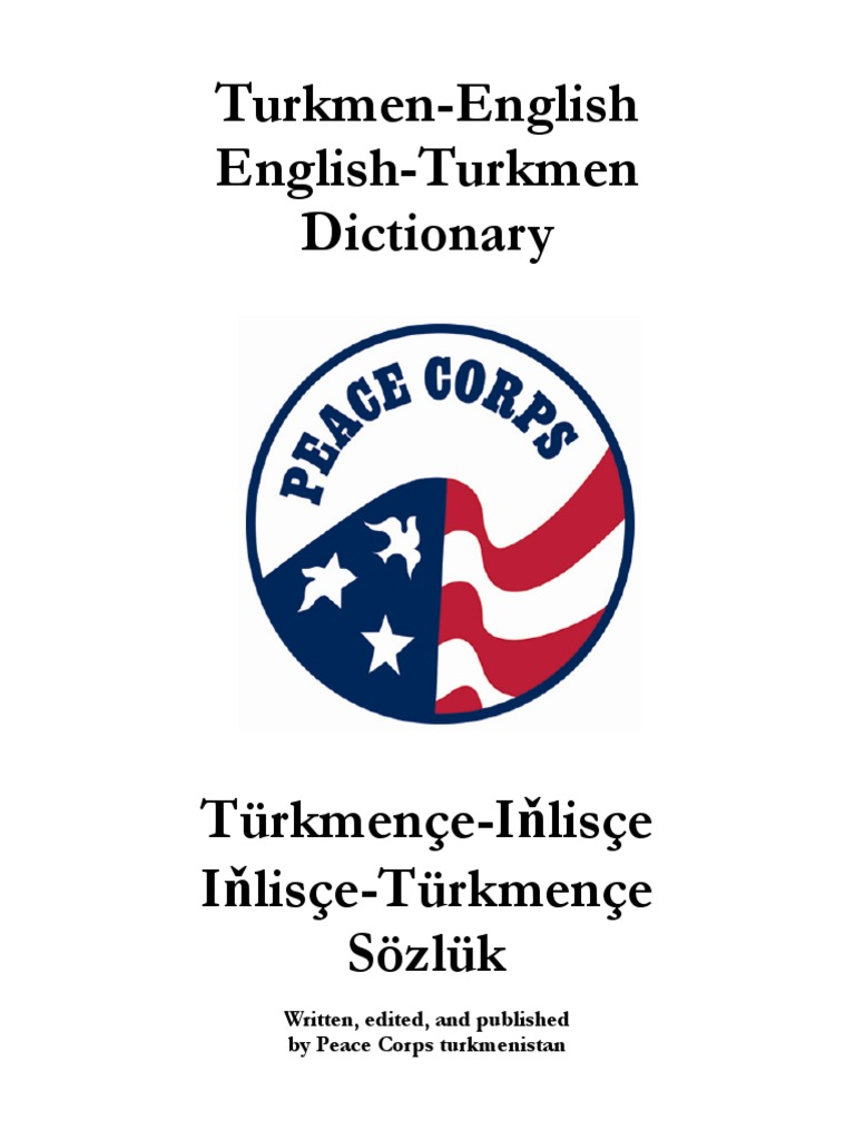 24dbe5a7 English Turkmen English Dictionary