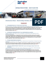 Infrastructure News Articles indonesia