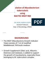 MGIT Presentation_workshop 2014