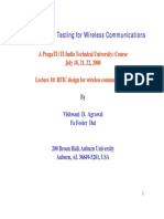 Lecture 10 RFIC Design for Wireless Communications