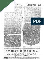 CT [1637 Ed.] t1 - 15 - Quaestio 10, De Dei Aeternitate