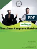 Time & Management Workshop