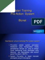 Materi Training Pre-Action