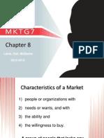 MKTG7 chapter8