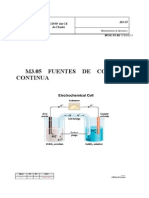 M3-05 Fuentes de Corriente Continua