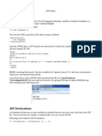 jsp tutorials