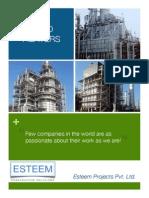 Esteem Fired Heaters Profile
