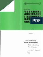 Tesarski Armiracki i Betonski Radovi Na Gradilistu [Gorazd Bucar]