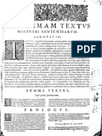 CT [1654 Ed.] t1 - 01 - Ad Summam Textus 1