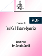Fuel Cell Lecture 02
