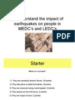 Earthquakes Lesson 3