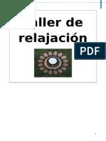 Actividad Taller Relajación.doc