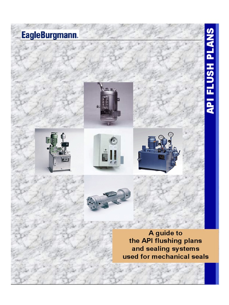 Eagle API Plan Booklet | Pressure | Pump