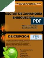 Presentacion NECTAR DE ZANAHORIA (1)..pptx