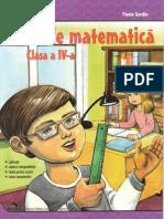 Caietde Matematica Clasa a IV-A