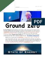 Ground Zero - Transformative Talk