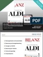 Studien-Ergebnisse BILANZ Copytest 2014