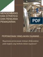 Upaya Memenangkan Pasar Melalui Perencanaan Strategik